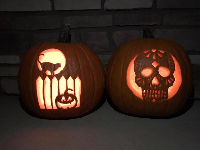 Photo gallery: Coloradans show off their best jack-o'-lanterns for Halloween