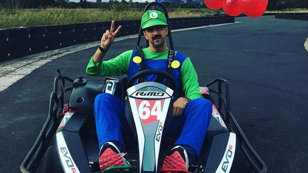 Go Karts Cleveland >> Tickets Are Now On Sale For Real Life Mushroom Rally Themed Go