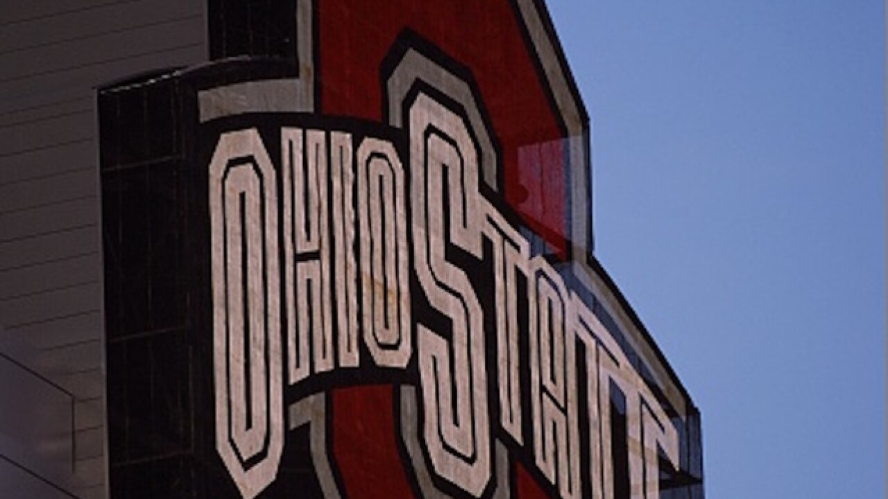 Anti-Trump rally at Ohio State turns violent