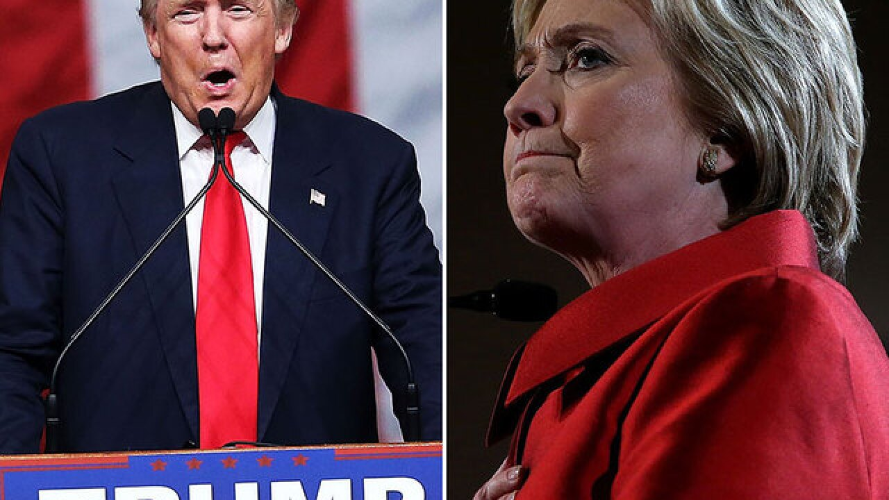 Clinton, Trump still have work to do
