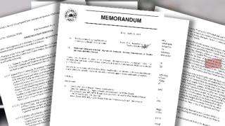 State sends 4-page FEMA POD agreement