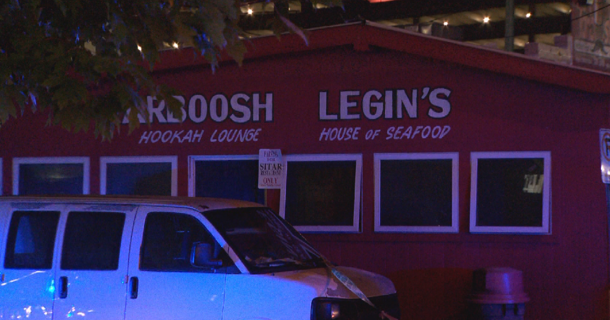 Security guards shot at Nashville hookah lounge