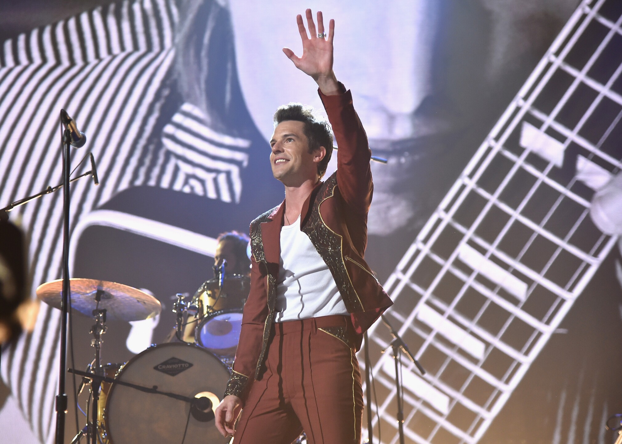 The Killers to perform July 5 at Summerfest