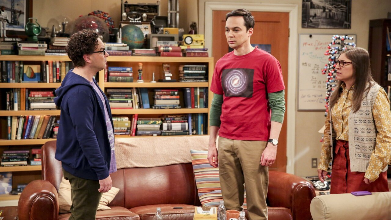 'The Big Bang Theory' finale closes with a big dose of heart