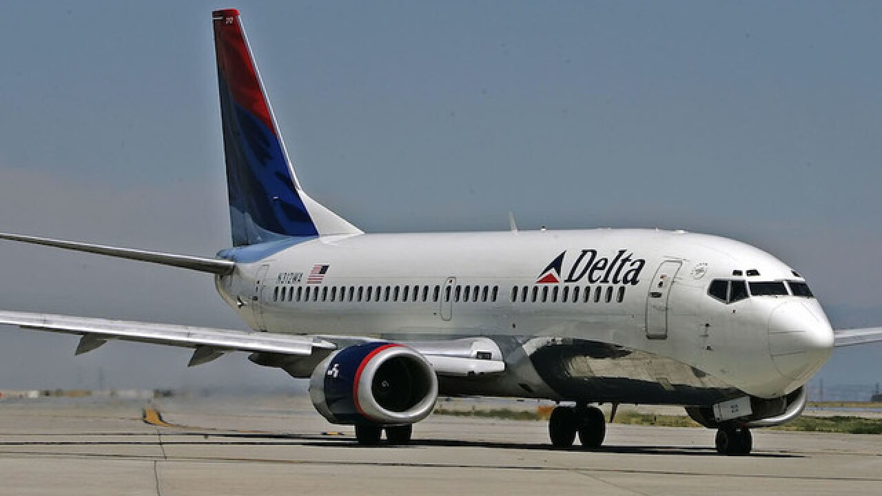 Delta flies into China trouble over Tibet and Taiwan