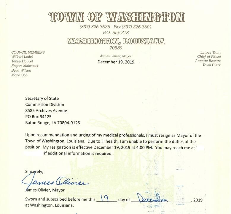 Town of Washington Mayor letter.jpg