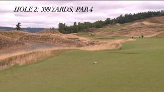 U.S. Open hole-by-hole preview: Hole #2, Chambers Bay Golf Links