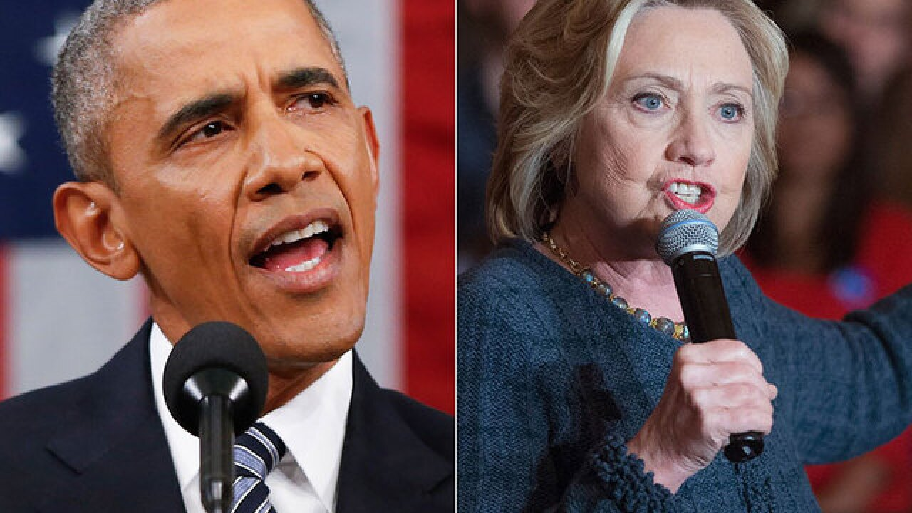 Opinion: Obama's lesson for Clinton