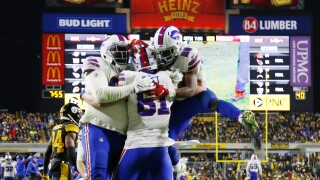 How social media reacted to the Buffalo Bills playoff-clinching win over the Pittsburgh Steelers