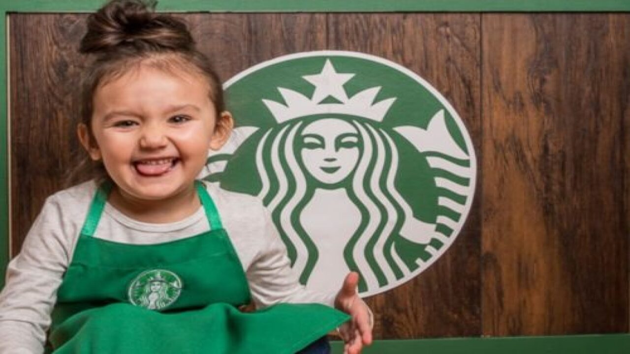 This Clever Mom Made Her Daughter A Playroom With A Mini Target And Starbucks