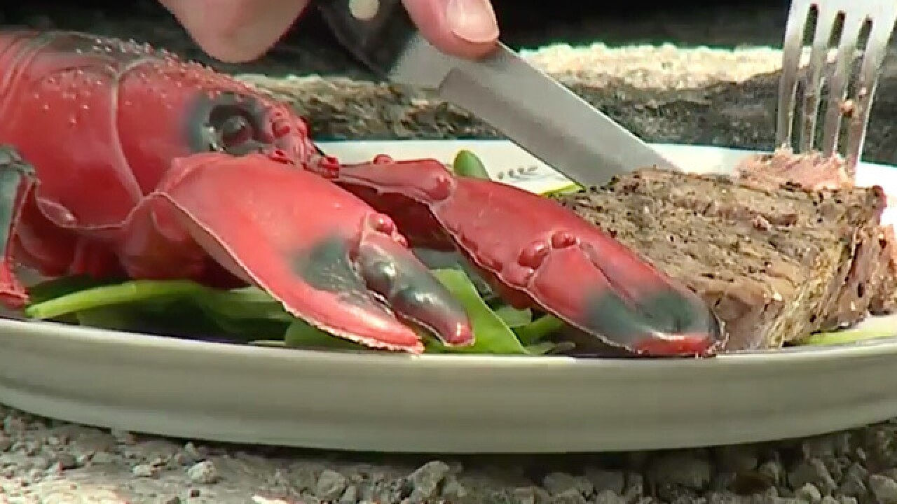 Let them eat lobster, says councilman
