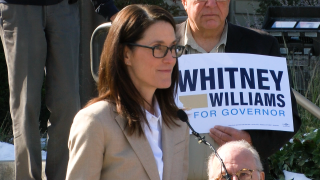Democratic gubernatorial candidate Williams gets endorsement from former Gov. Schweitzer