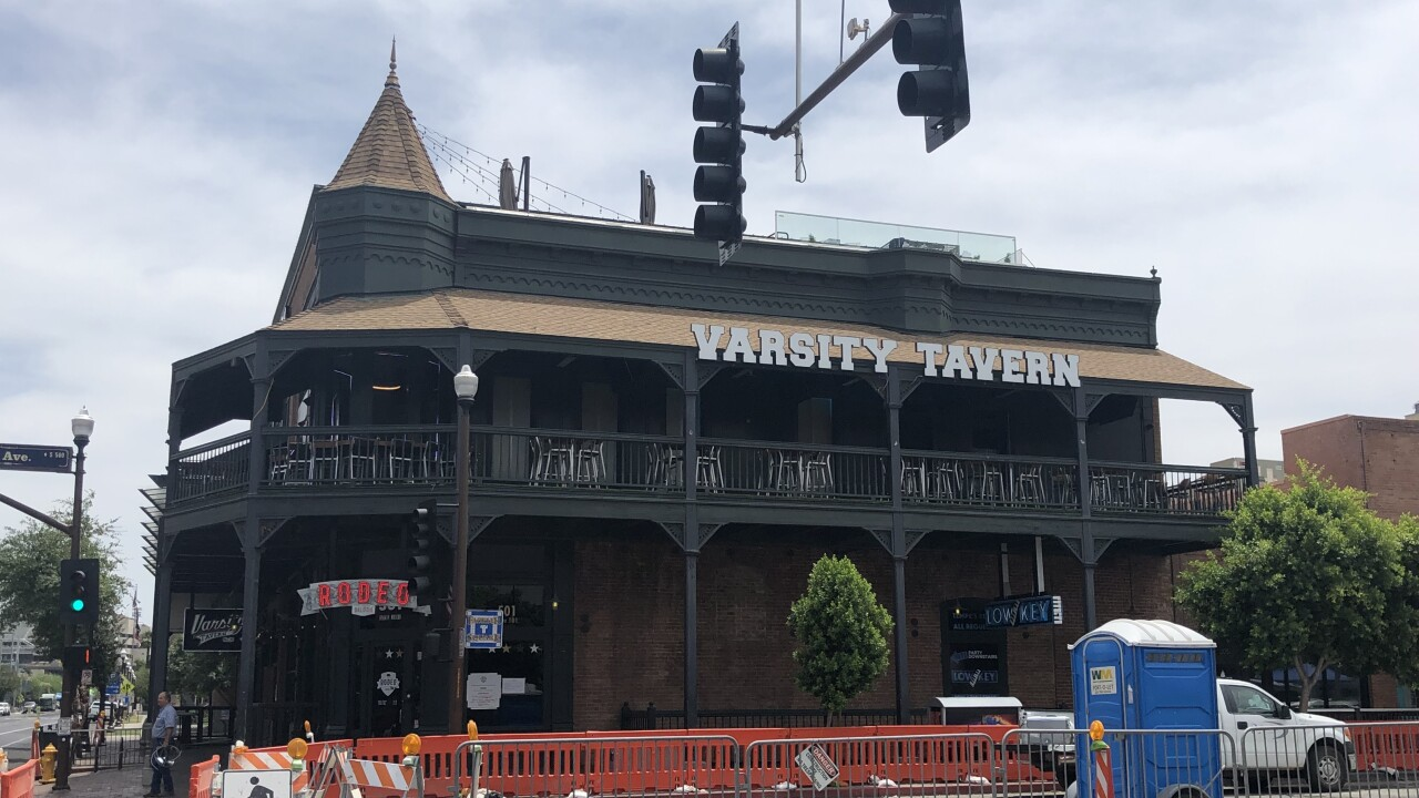 Varsity Tavern Rodeo Ranch closed