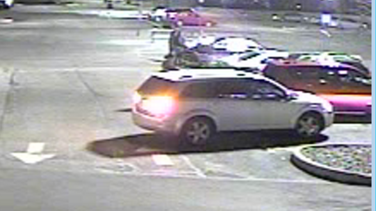Police looking for 2 subjects who stole from Bainbridge Township Walmart