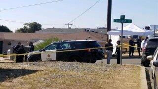 KSWB 5 Dead In Shooting