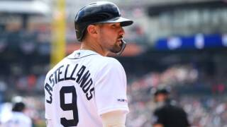 Reports: Tigers trade Nick Castellanos to Cubs