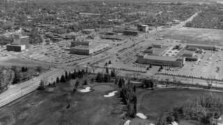 Historical photos of Denver-area shopping centers