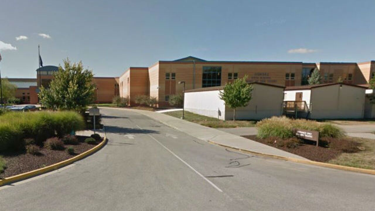 FHS coach suspended for 'in-class' incident