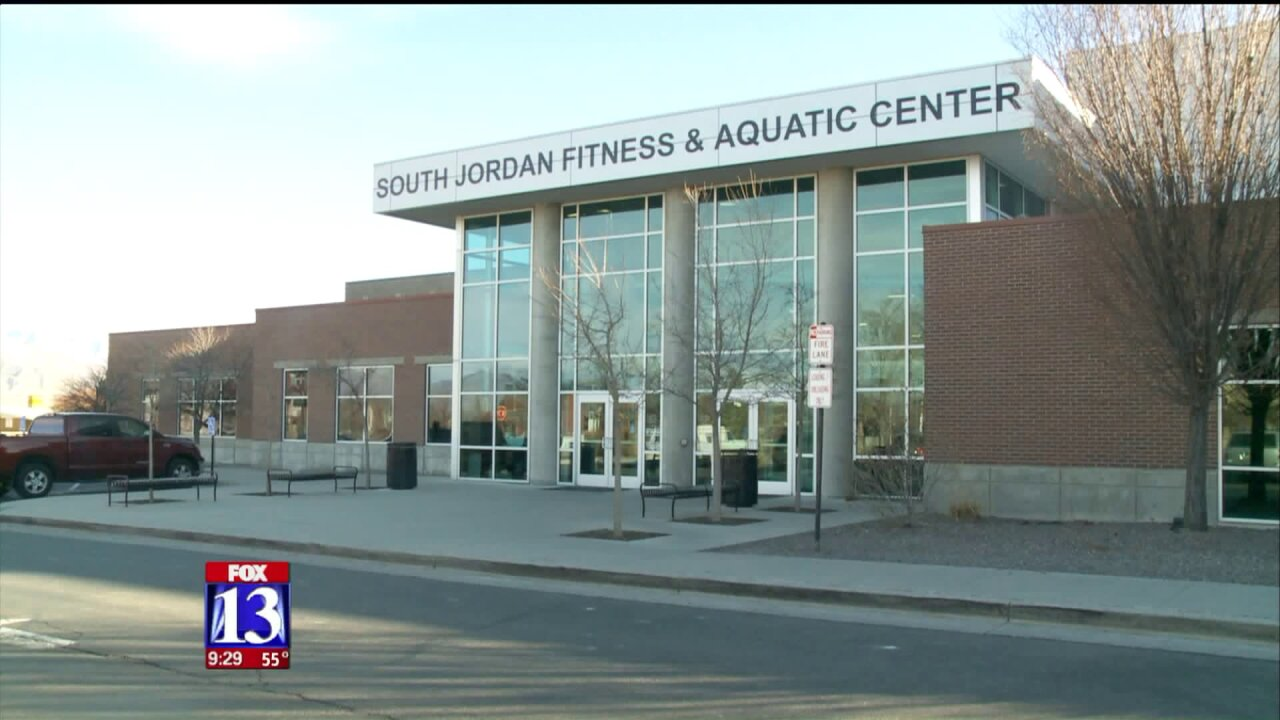 Rescuers revive young girl pulled from pool at South Jordan rec center