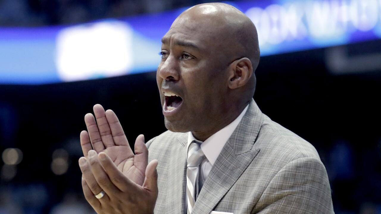 Maryland Manning Basketball
