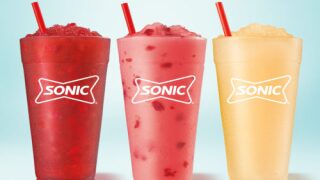 Sonic Has A New Line Of Cocktail-Inspired Slushes