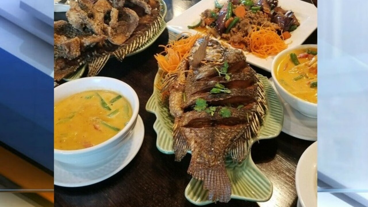 Try out some Thai food on Indy's north side