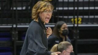 Nikki Fargas LSU Basketball 2020-21