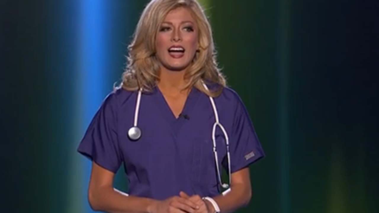 #NursesUnite with Miss CO after 'The View' gaffe