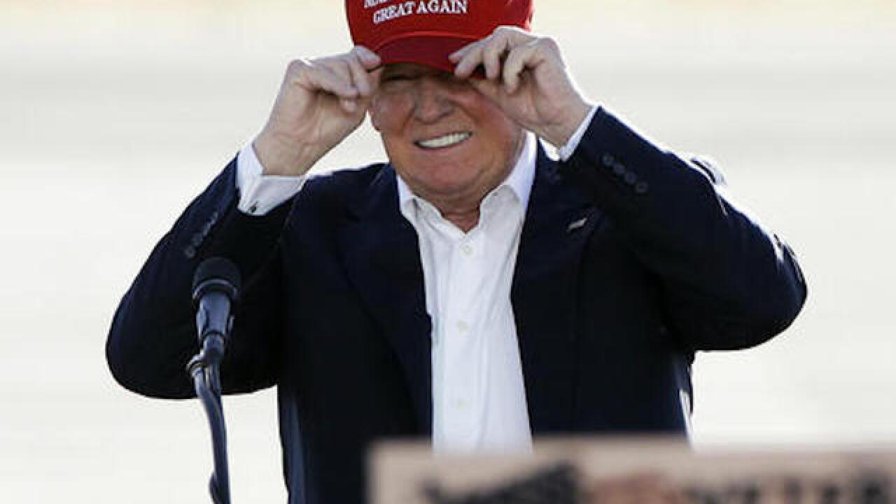 Donald Trump suggests profiling Muslims
