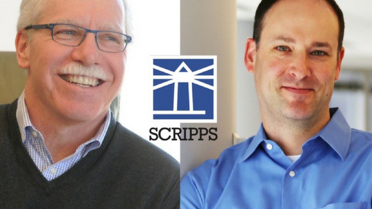 E.W. Scripps Company CEO Rich Boehne to retire; Adam Symson named to role