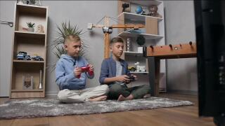 Video games and kid