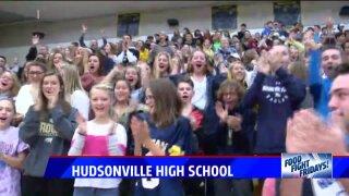 Food Fight Fridays: Hudsonville HighSchool
