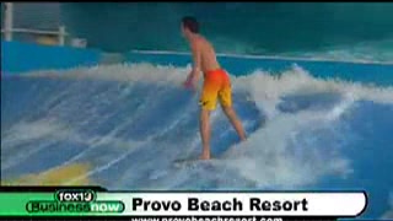 Provo Beach Resort / Called to Surf