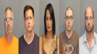 Five people arrested on prostitution charges in Cascade County human trafficking investigation