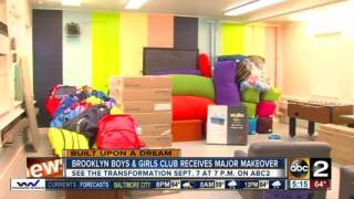 Built Upon a Dream: Boys and Girls Club