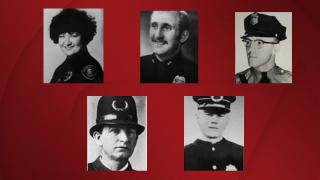 Boulder fallen officers