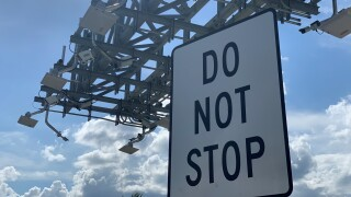 The days of seeing toll booths along the Florida turnpike in South Florida are now numbered.