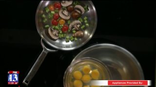 Recipe: Holiday breakfastfrittata