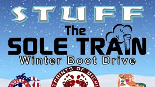 Stuff the sole train