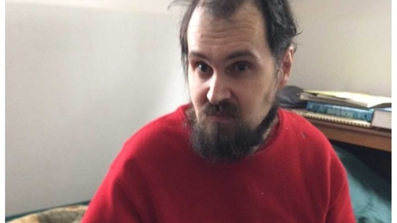Chilton PD looking for man with Schizophrenia