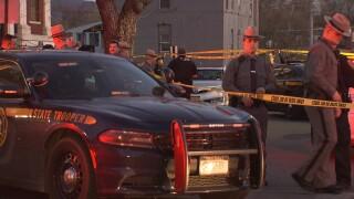Police-Involved Shooting Newburgh