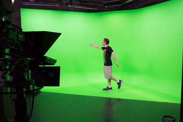 GALLERY: Behind the scenes with KGUN 9