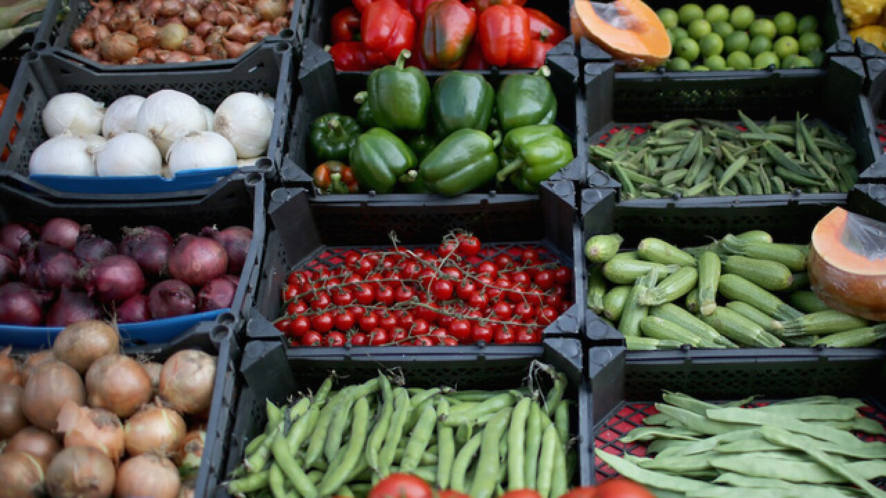 How people refer to veggies impacts how much they are eaten, study shows