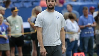 Colts Luck Football