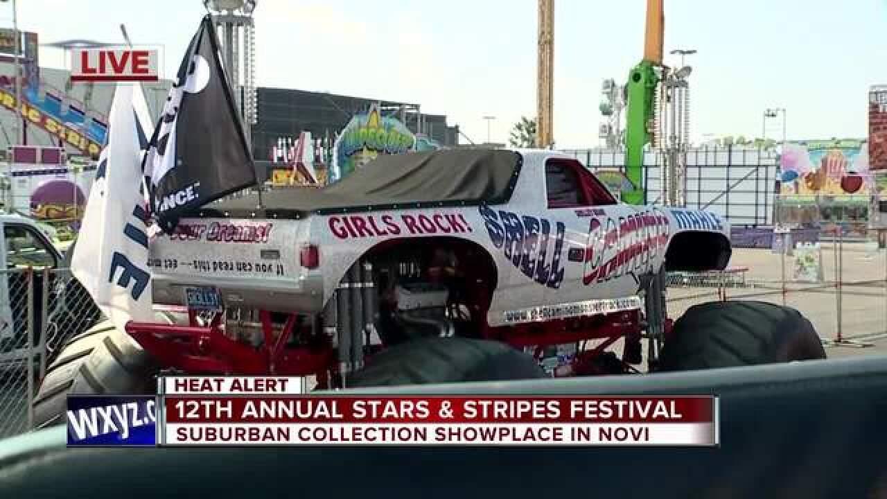 12th annual Stars&StripesFestival