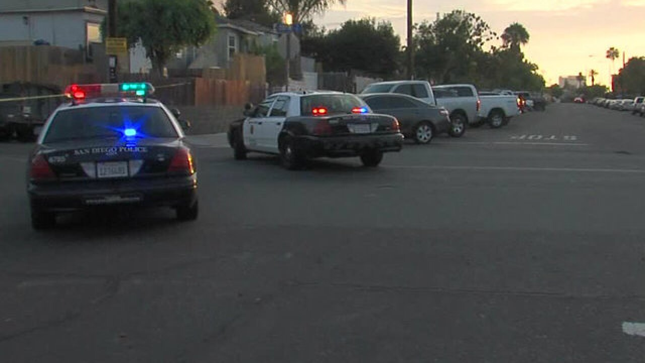 Logan Heights: Police search for gunman who wounded man during gang-related attack