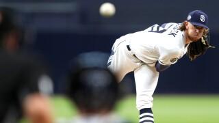 Chris Paddack vs Mets 051619