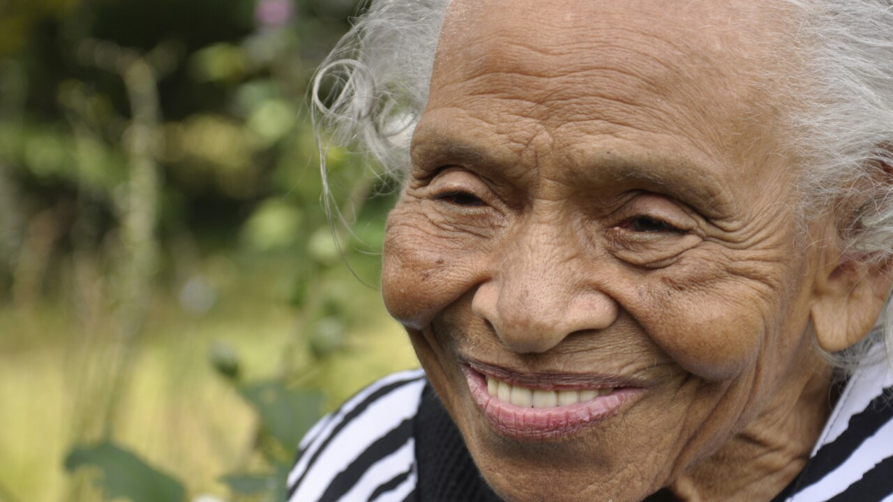First African American woman to enlist in Coast Guard dies at 103