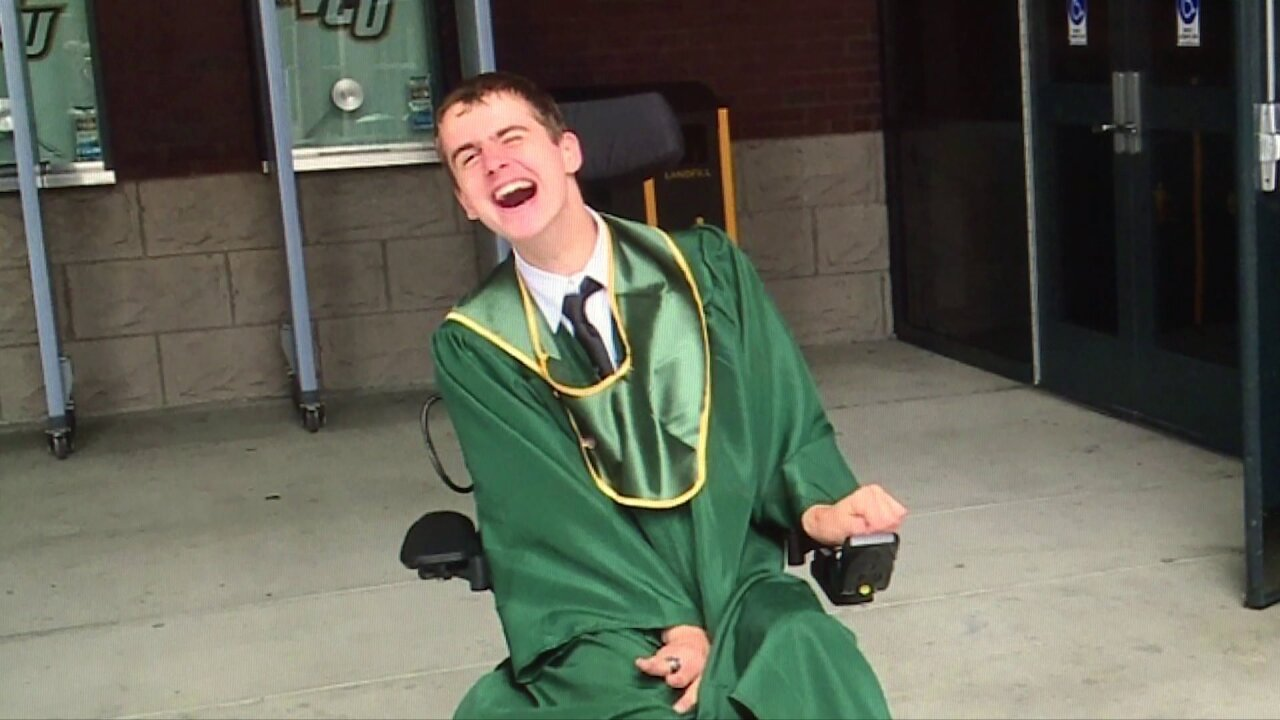 Chesterfield man with cerebral palsy says store manager denied him jobinterview