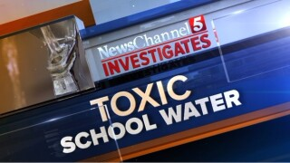 One-hour special looks back at lead contamination issues in Metro Schools